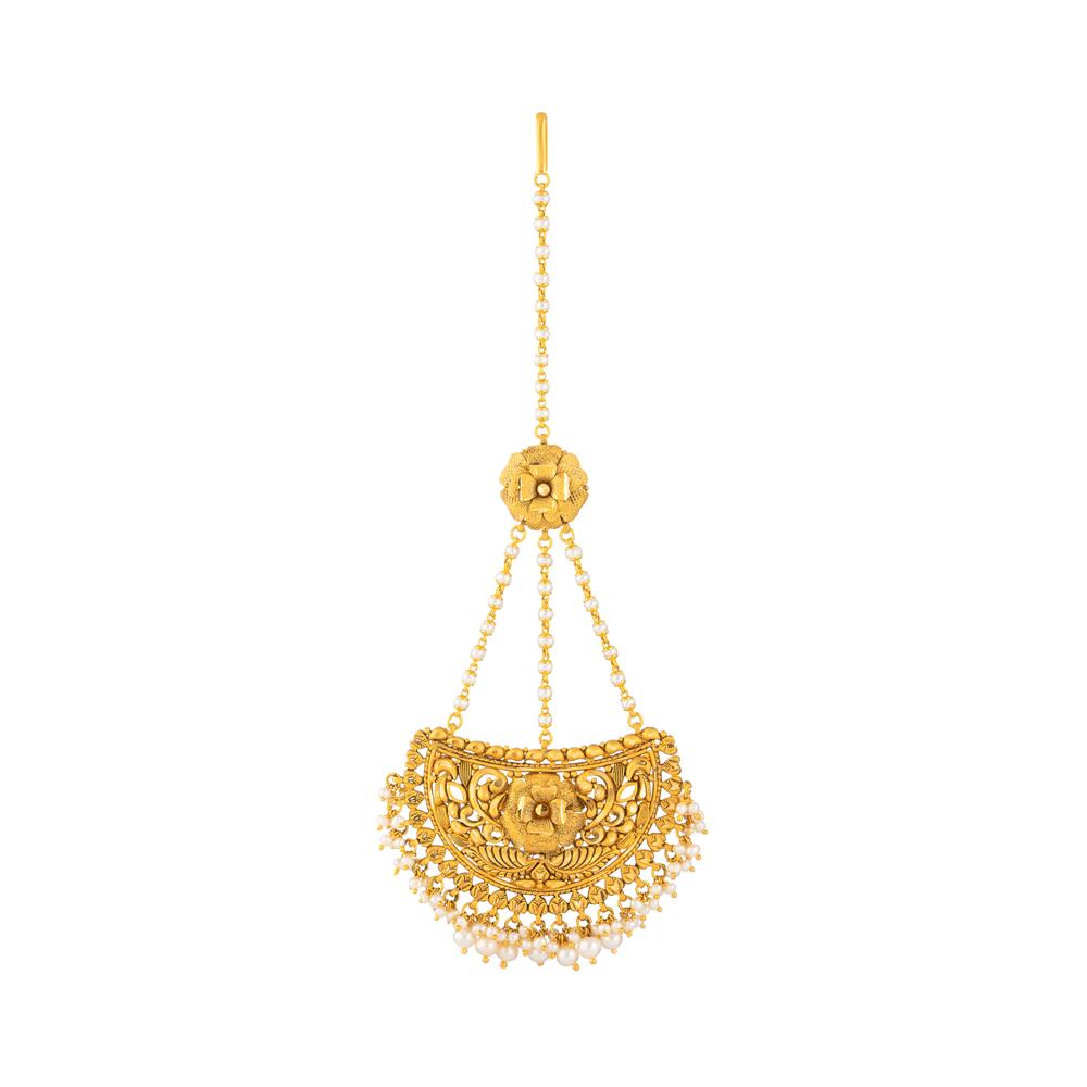 22ct Gold Jhumar 40052