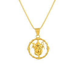 22ct Gold Pendant 5.6 gm