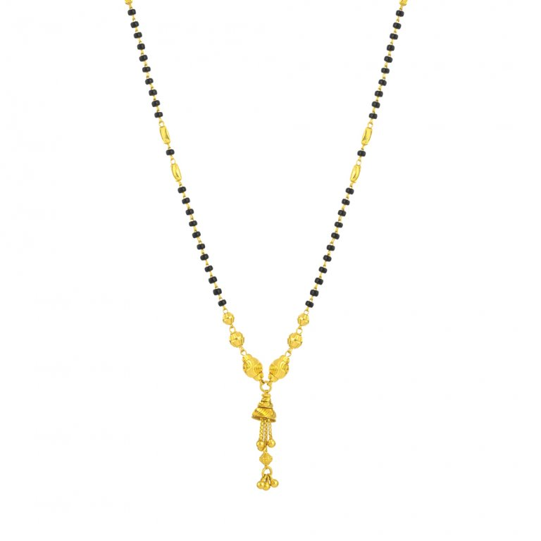22ct Gold  Mangalsutra 8.7gm 20 Inches