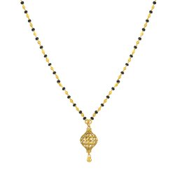 22ct Gold  Mangalsutra 6.7gm 18 Inches