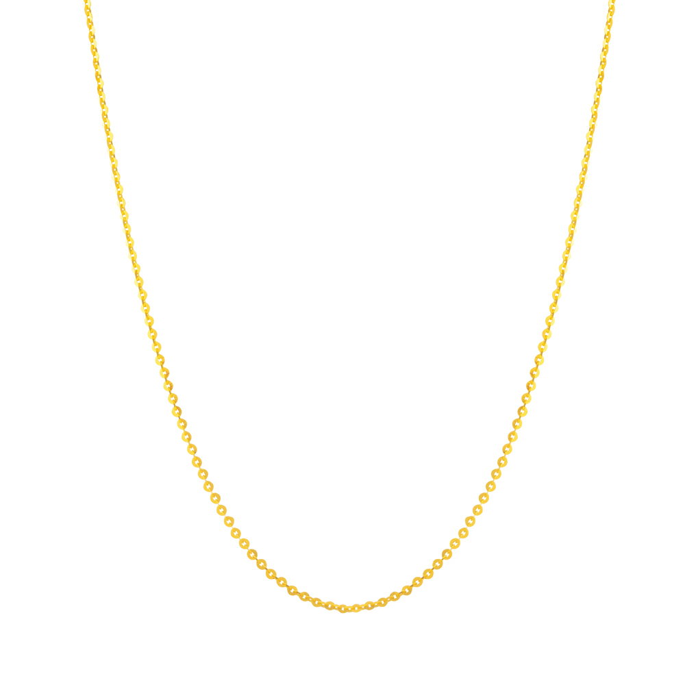 22ct Gold Link Chain 32004