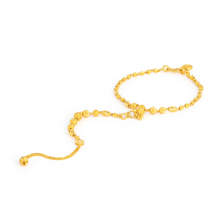 22ct Gold Poncha 33250-01