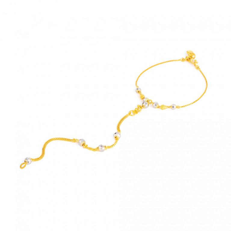 22ct Gold Poncha 33252-02