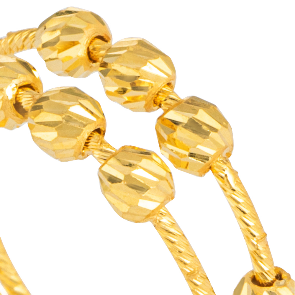 22ct Gold Ring 33571-03