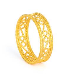 22ct Gold Ring 33575-01