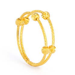 22ct Gold Ring 33578-01