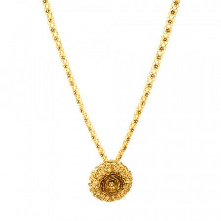 22ct Gold Women's Pendant 33701