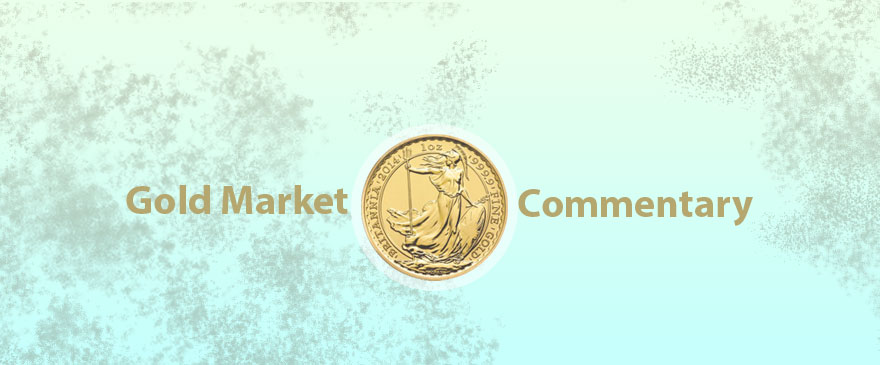 Gold jumps as U.S. Treasury yields, dollar fall