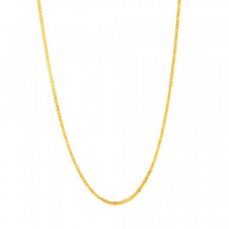 22ct Gold Milan Chain 26763