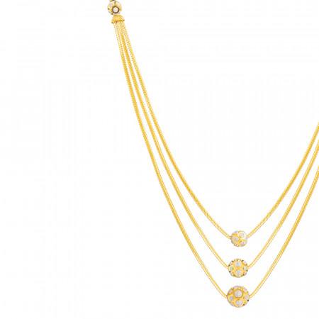22ct Gold Choker 33253