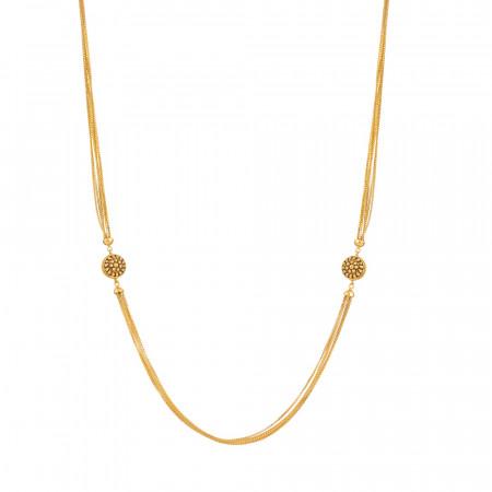 22ct Gold Choker Chain – 33628