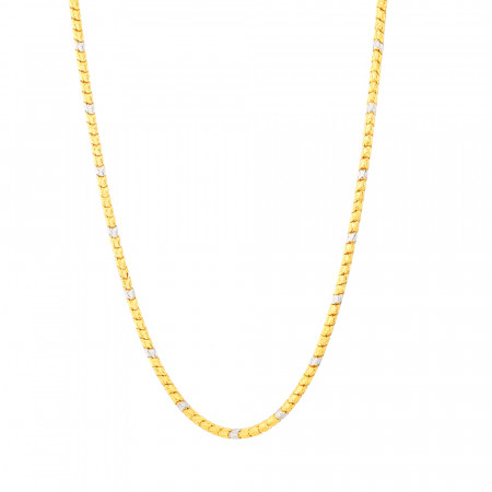 22ct Gold Chain 33630-3