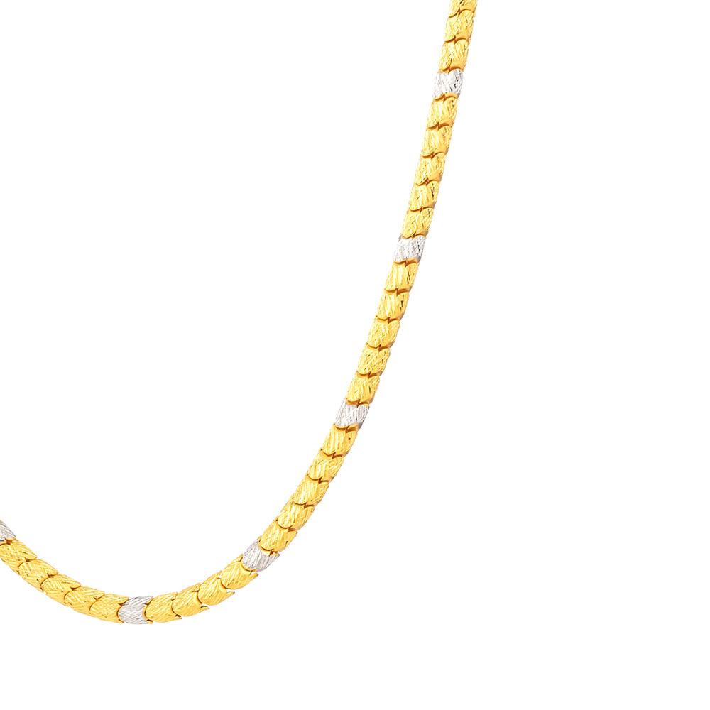 22ct Gold Chain 33630-4