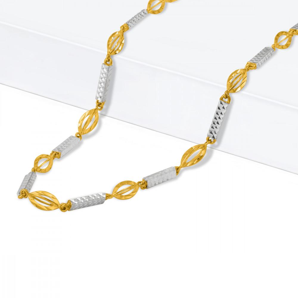 22ct Gold Fancy Chain 33631-1