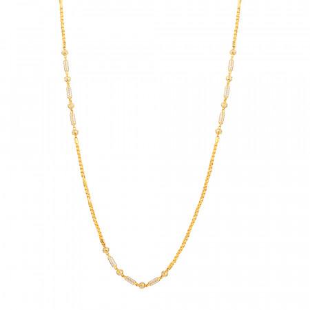 22ct Gold Choker Chain