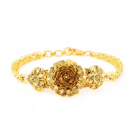 22ct Gold Women's Bracelet 33703
