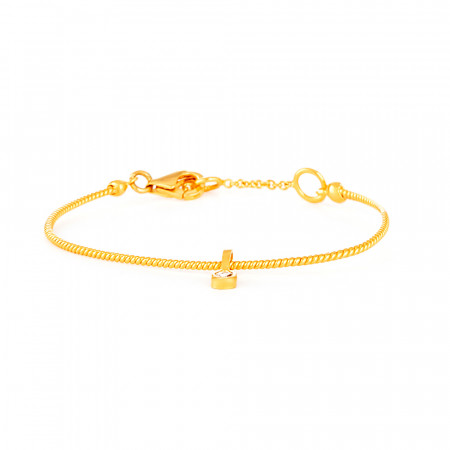 Diya 22ct Gold  Bracelet -33704