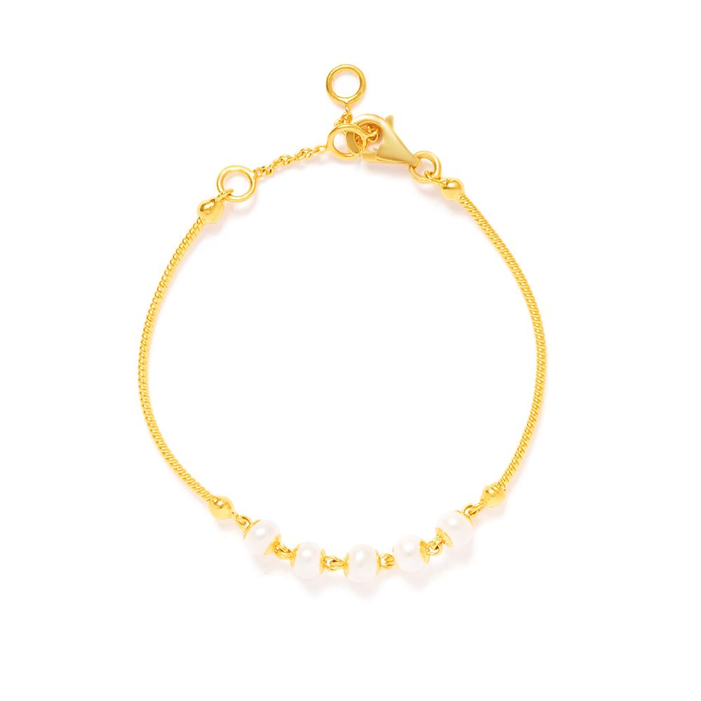22ct Gold Women's Bracelet - 33706
