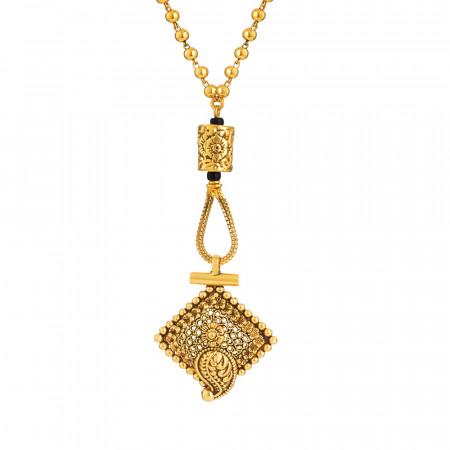 22ct Gold Mangalsutra 33717-2