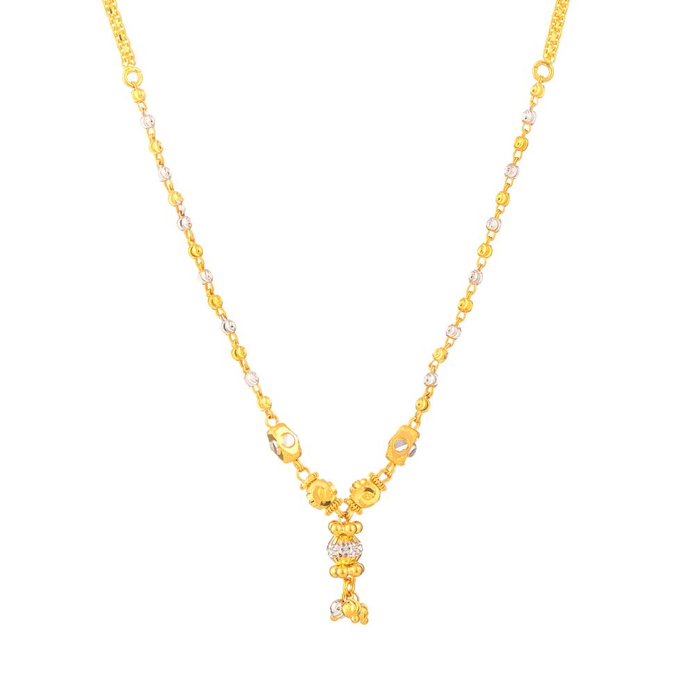22ct Gold Choker 33802