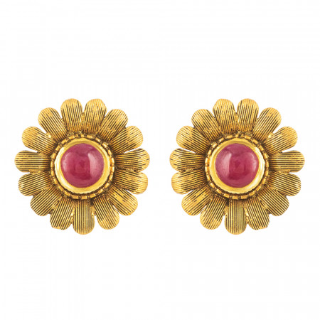 22ct Gold Earring – 33081