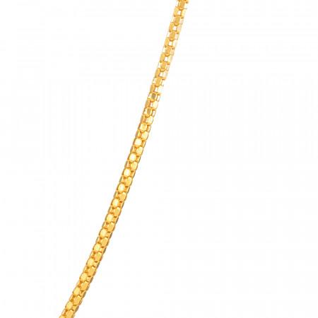 22ct Gold Box Chain -33632-2