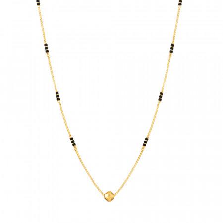 22ct Gold Mangalsutra – 33725
