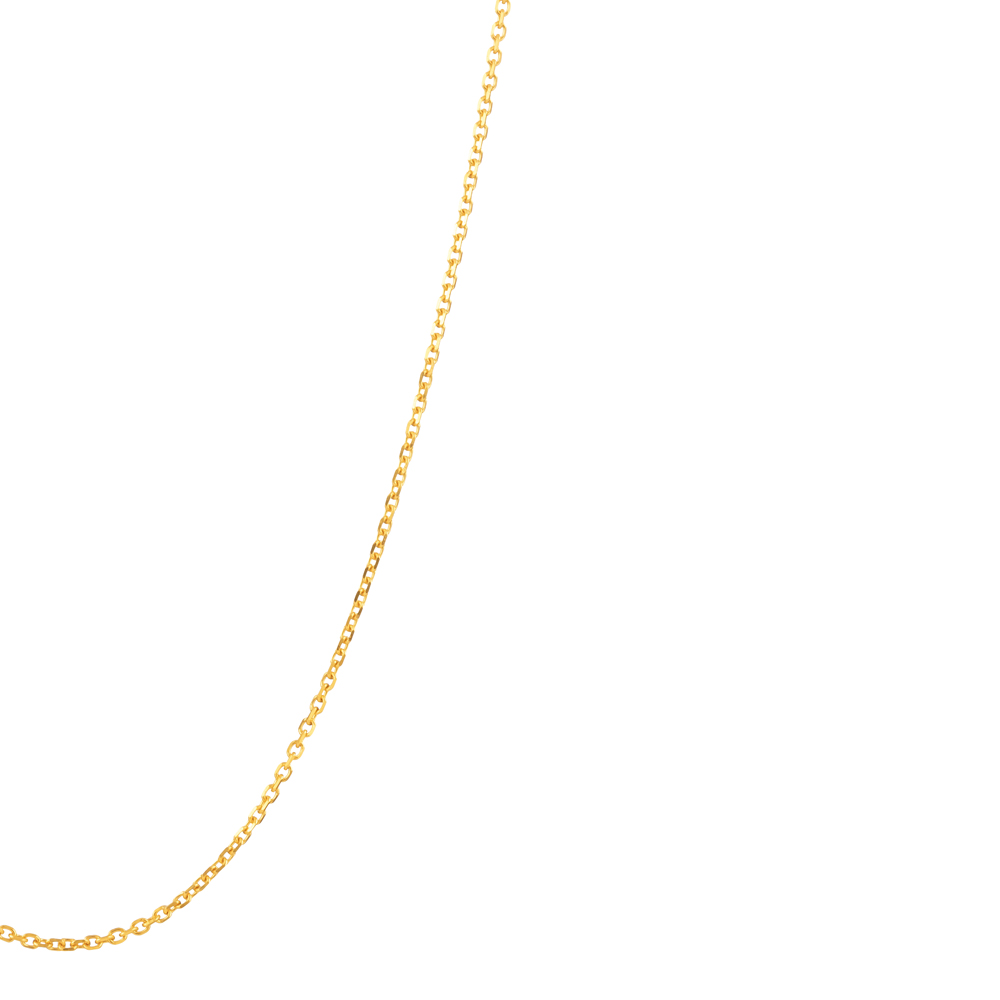 22ct Gold Link Chain - 33776