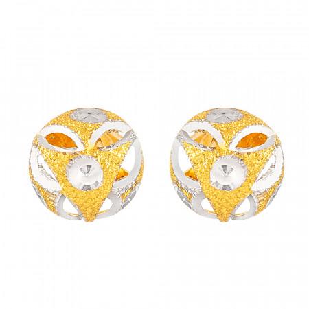 22 Carat Gold Drop Earrings UK