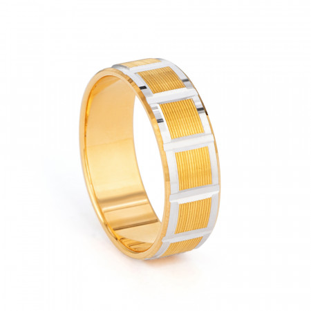 22ct Gold Band 33849-1
