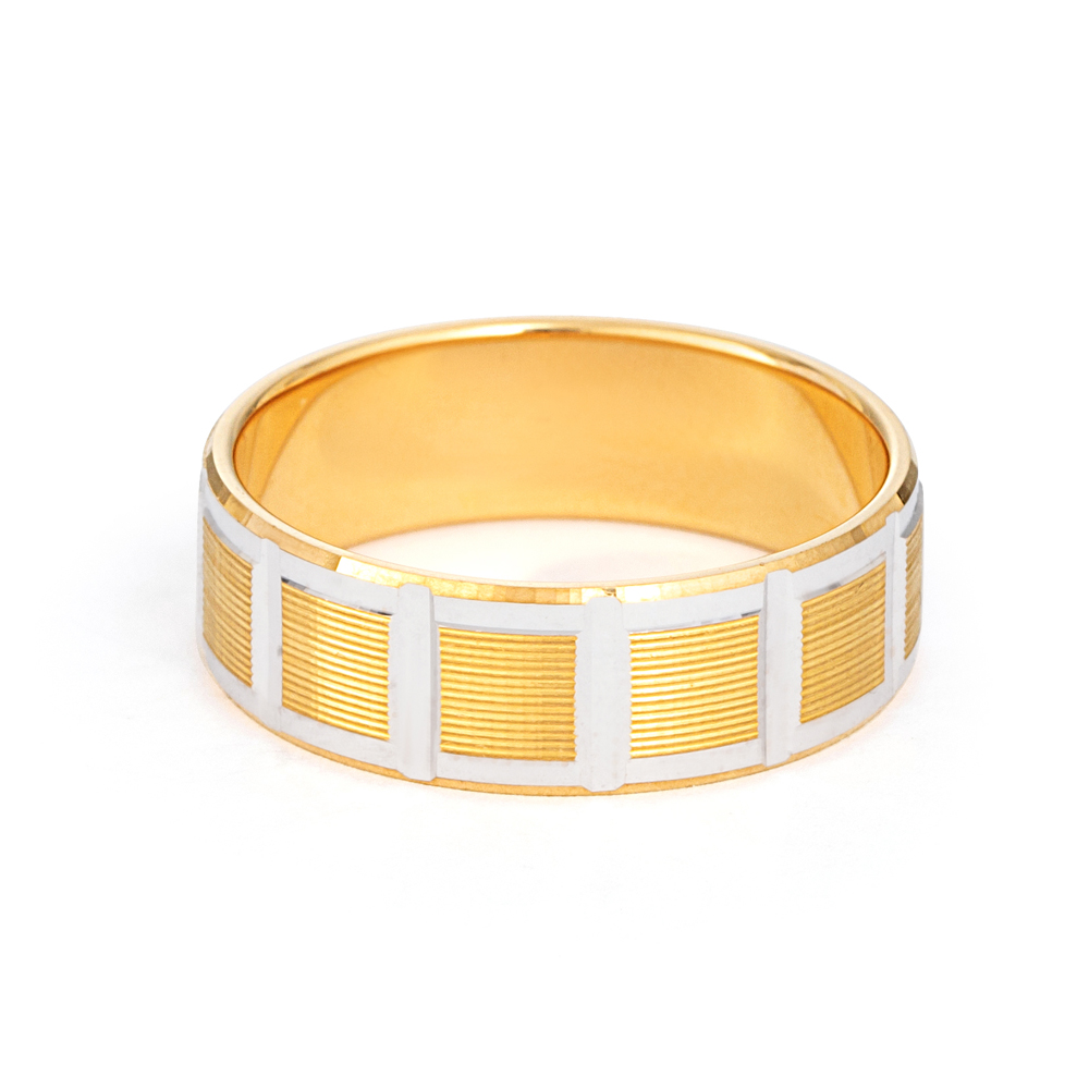 22ct Gold Band 33849-2