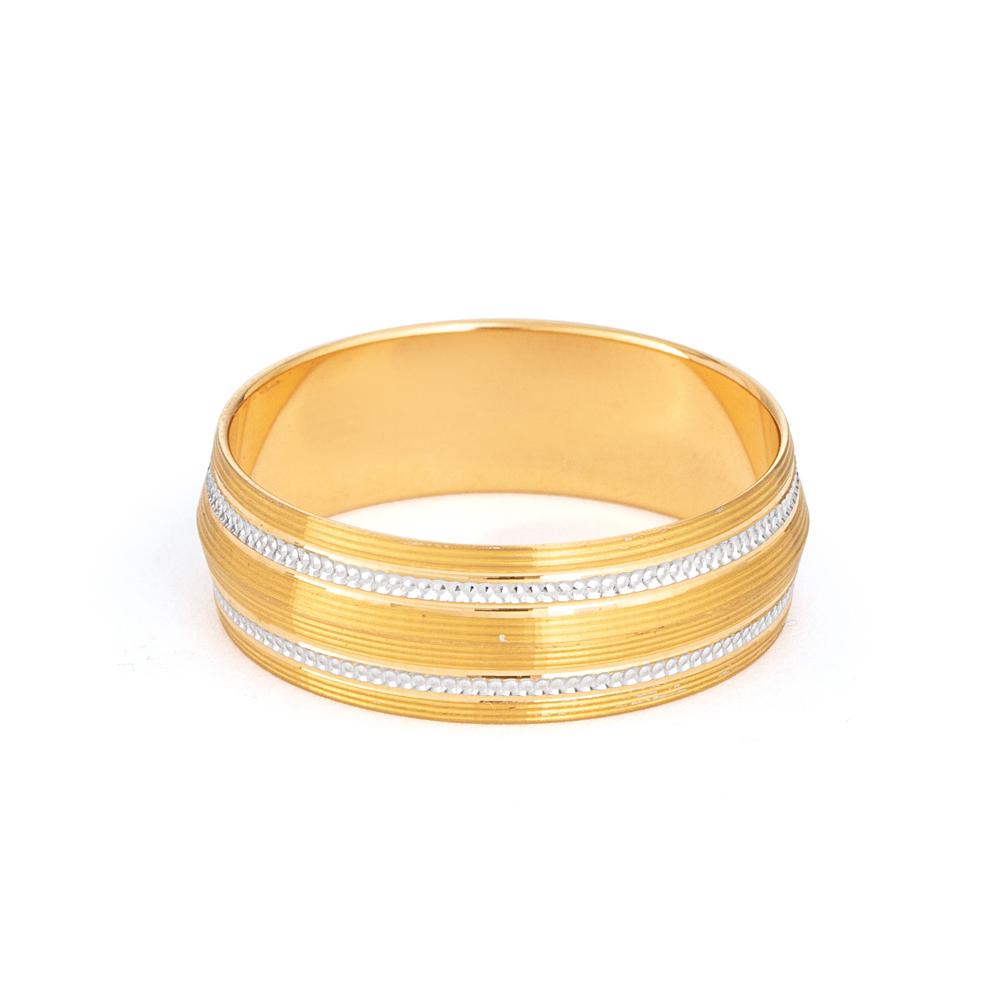 Mens Wedding Rings UK - 33851-2