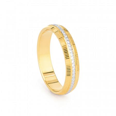 22ct Yellow Gold Women's Wedding Band – 33857-1