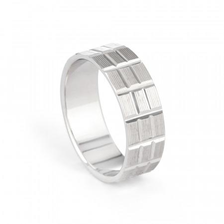 PlatinumPlatinum Wedding Band-33858-1 Wedding Band-33858