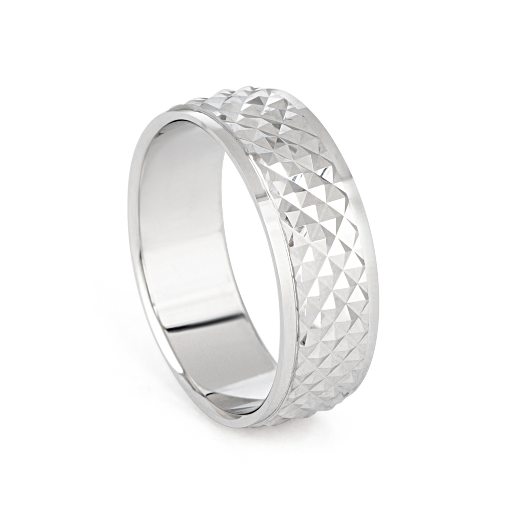 Platinum Wedding Ring 33866-1