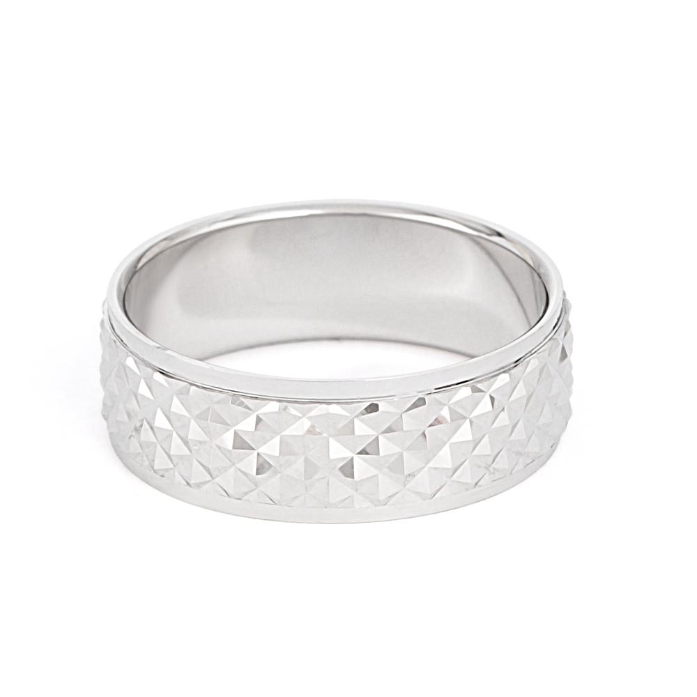 Platinum Wedding Ring 33866-2