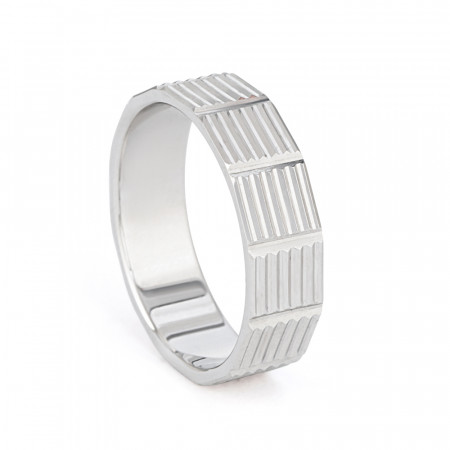 Platinum Wedding Band – 33867-1