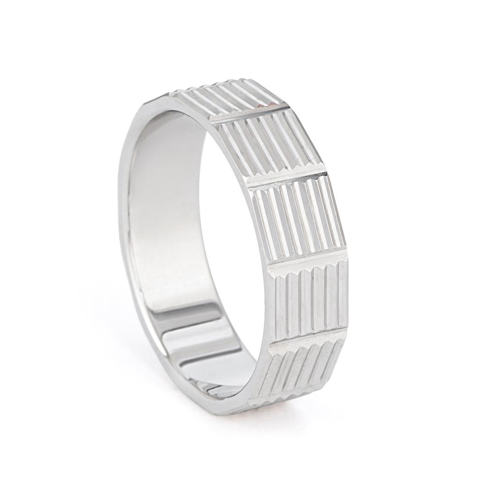Platinum Wedding Band - 33867-1