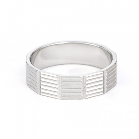 Platinum Wedding Band - 33867-2
