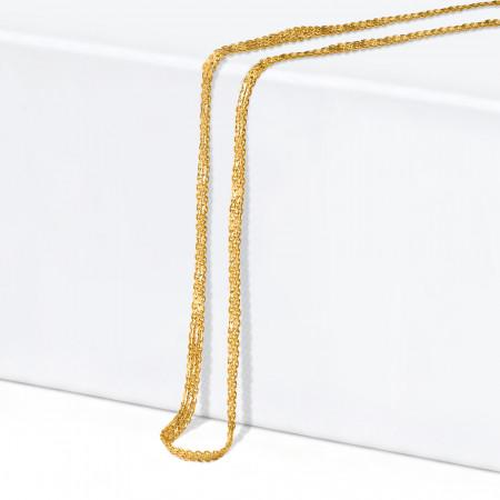 22ct Gold Chain 33894-1