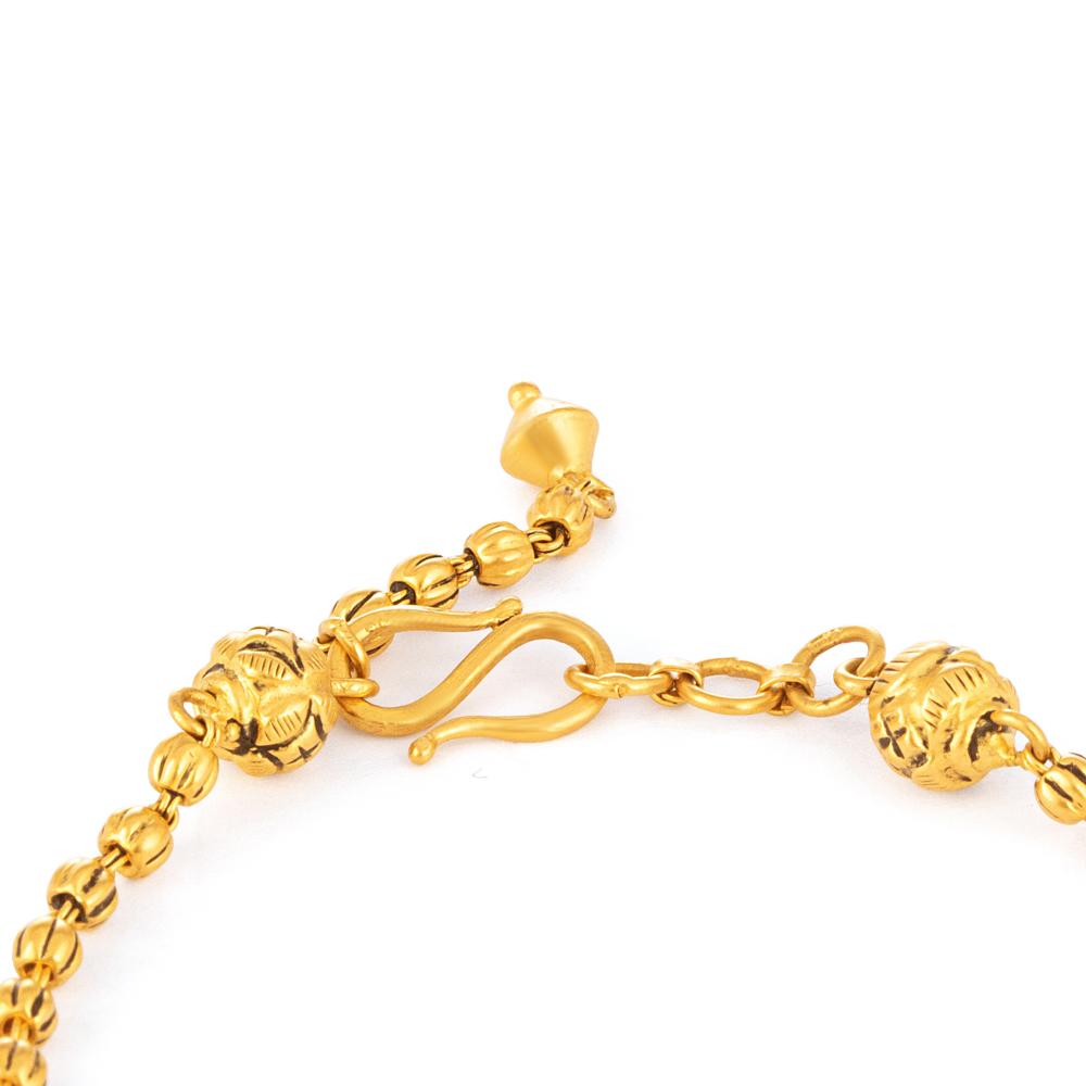 Gold Bracelet for Women - 33960-2