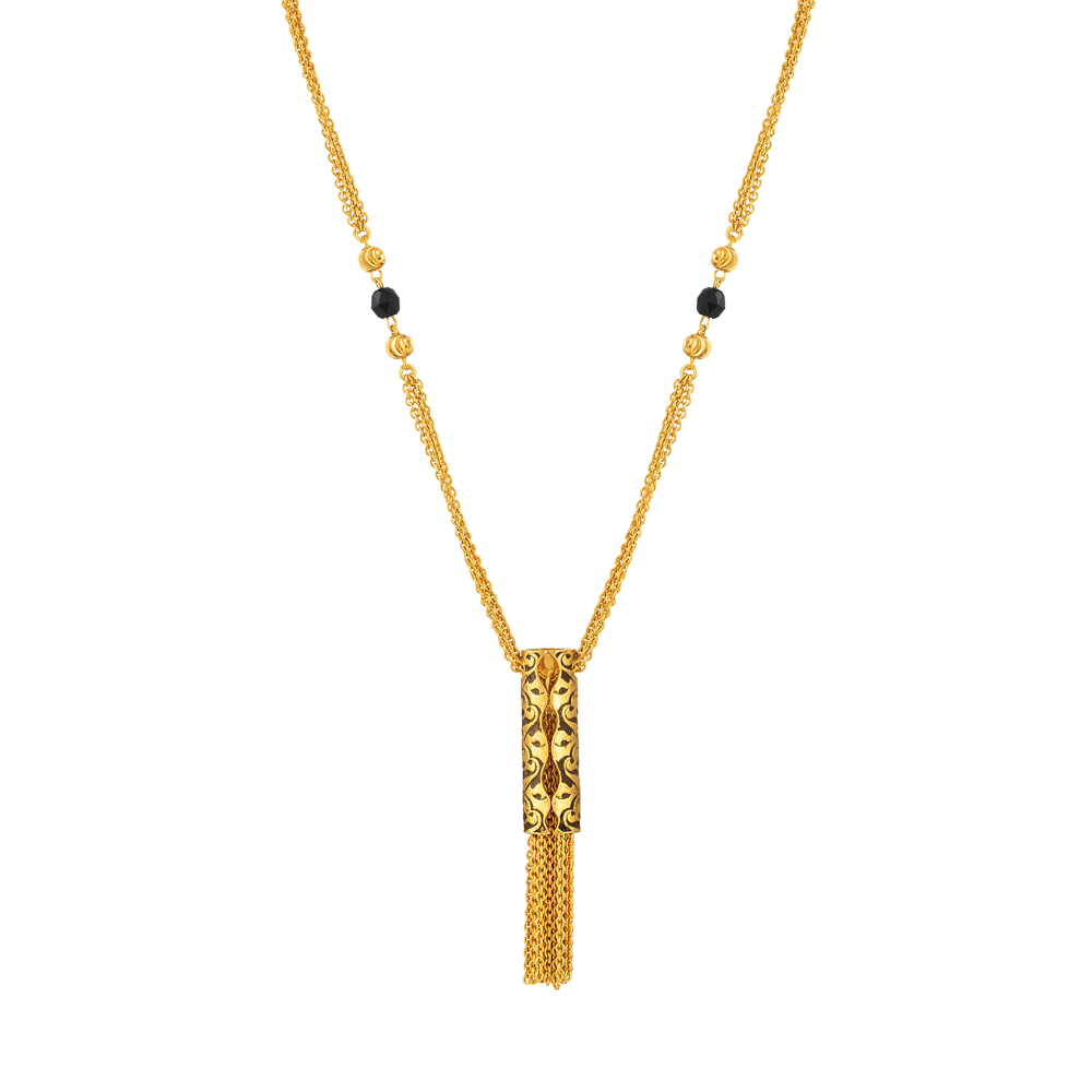 22ct Gold Mangalsutra - 33969