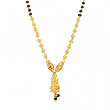 22ct Gold Mangalsutra - 33970
