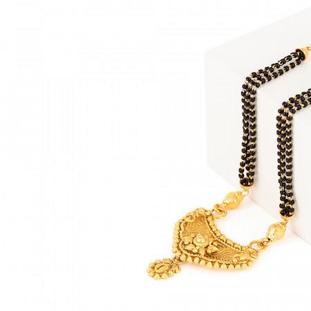 22 carat British Hallmarked Gold Mangalsutra