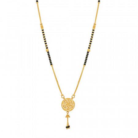 22 Karat Gold Mangalsutra  – 33977