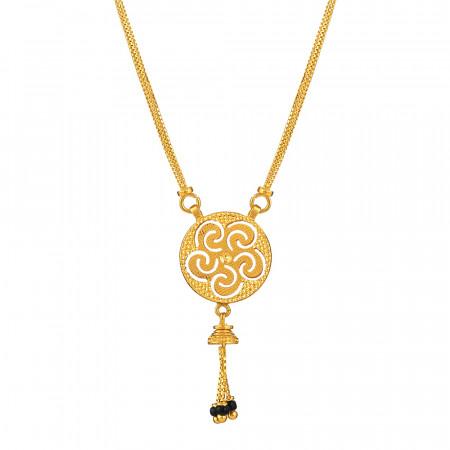 22 Karat Gold Mangalsutra - 33977