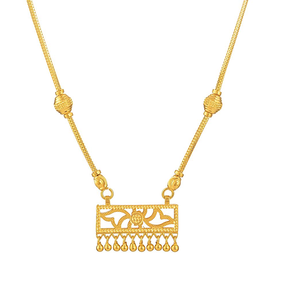 22ct Gold Mangalsutra