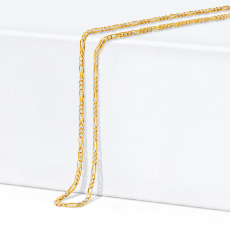 22ct Gold Link Chain 24419-1