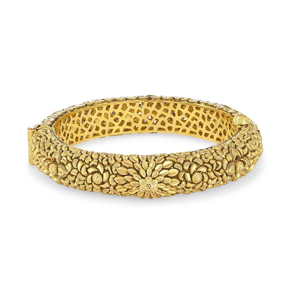 22ct Gold Kada 31955-1