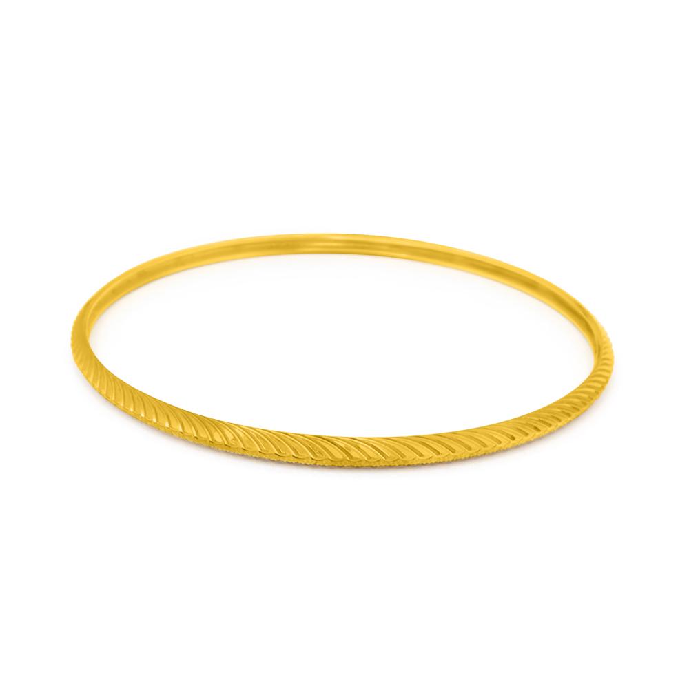 22ct Gold Bangle 32638_1